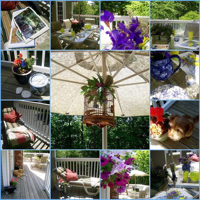 A Porch Party