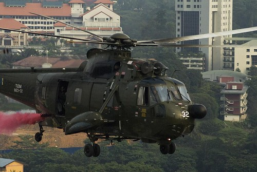 Nuri - SH-3 Sea King TUDM (RMAF) by andytham.