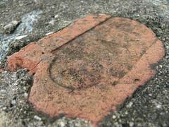 Prison brick (Arria Belli) Tags: red brown brick ruins prison brique kourou ruines guyane frenchguiana bagne administrationpnitentiaire