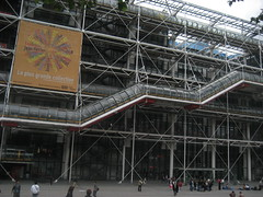 Paris: Centre Pompidou