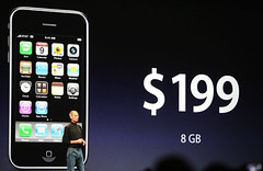 iPhone price cut