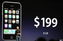 iPhone price cut