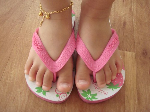 Princess Havaiana Slippers