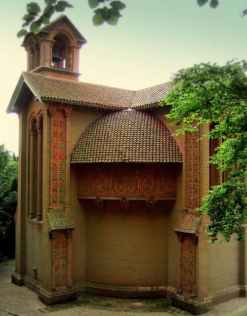 Watts Cemetery Chapel