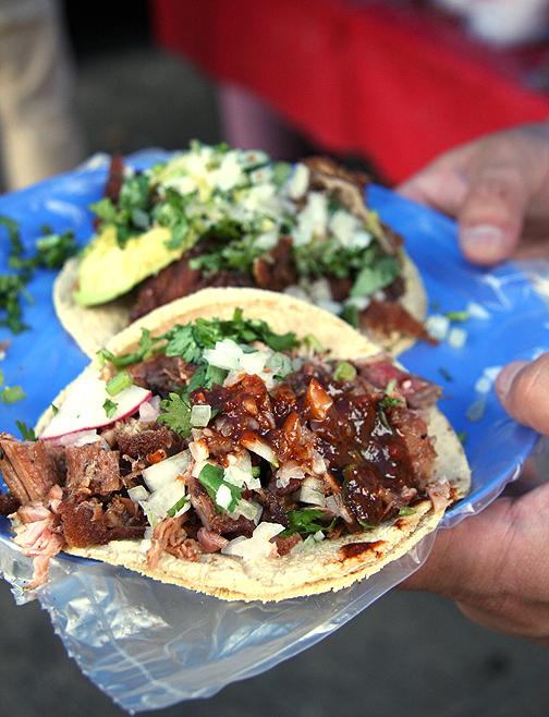 Taco Truck Carnitas