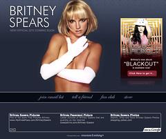 Britney Spears & Google AdSense
