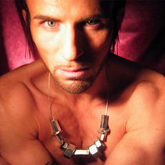 MOZAK Neck Work (Human Mozak Humaine) Tags: art work neck body human necklaces mozak