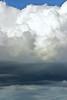 Nimbocumulus (Riku N) Tags: sea sky clouds suomi finland airplane helsinki cumulus meri vesi luonto arabianranta justclouds nimbocumulus