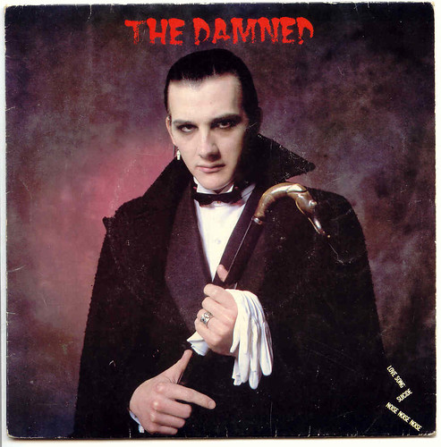 THE DAMNED Love Song (by Blurred Crusade)