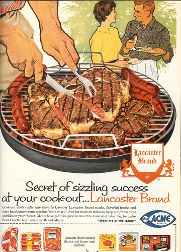 sizzling success - Lancaster - 1962 (by senses working overtime)