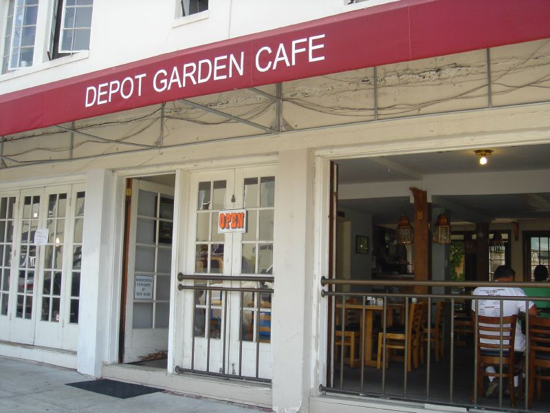 Depot Garden Cafe