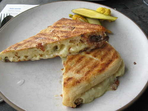 Grilled Cheese at Hog Island Oyster Co.