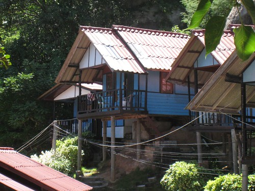 My mountain bungalow - Haad Rin, Koh Phangan