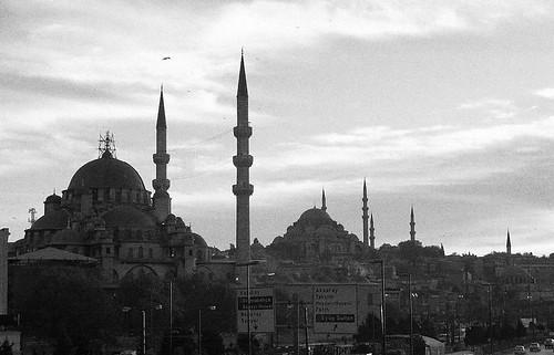 Süleymaniye ve Yeni Camii// explore jul 21 #469