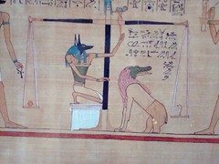 From the Egyptian Book of the Dead (radiowood) Tags: london museum egypt british
