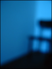 a chair. just a chair. (sulamith.sallmann) Tags: blue abstract black berlin contrast corner deutschland chair freestyle room experiment minimal psycho winner blau minimalism kontrast schatten unscharf ecke schwarz challenger stuhl unsharp abstrakt xyz verschwommen duotones twocolors trasch minimalismus challengeyou challengeyouwinner zweifarbig sulamithsallmann zimmerecke fu0 beginnerdigitalphotographychallengeswinner beginnerdigitalphotographychallengewinner qualitypixels allmemoriesarewelcome