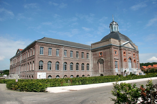 Godshuis, Sint-Laureins by Erf-goed.be.