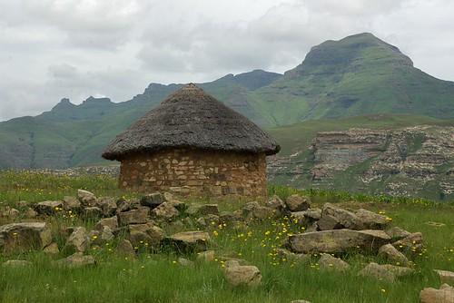Lesotho Rondavel