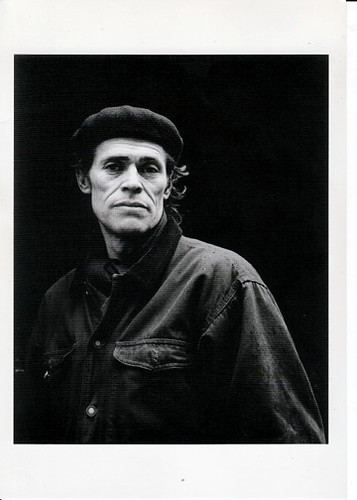 Willem Dafoe, Saint Marks Place, NYC 1997 Ross Bennett Lewis ALL RIGHTS RESERVED