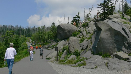 Clingmans Dome Trailhead