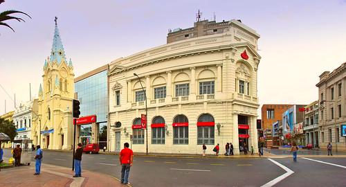 logo banco santander. Antofagasta. Banco Santander.