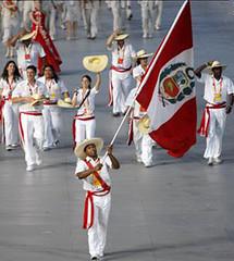 Peru Olympic Games - Beijing 2008
