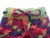 Autumn Crocheted Wool Soaker (Medium)