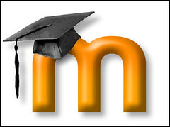 moodle logo by ShawnKball, on Flickr
