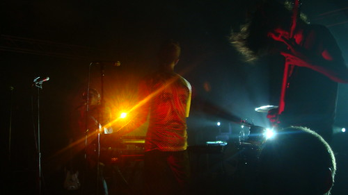 The Faint @ La Zona Rosa 8/11/08
