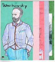 Tchaikovsky minibook