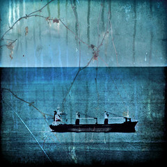 ~ the chill of the latitudes (shastadaisy~) Tags: ocean winter ship blues tasmania bestofthebest freighter melancholic goldenglobeawards multimegashot awardtree michelangelosbox passionateinspirations thechillofthelatitudes dragondaggeraward beautifultexturesbyghostbones piexcellance magicunicornverybest magicunicornmasterpiece