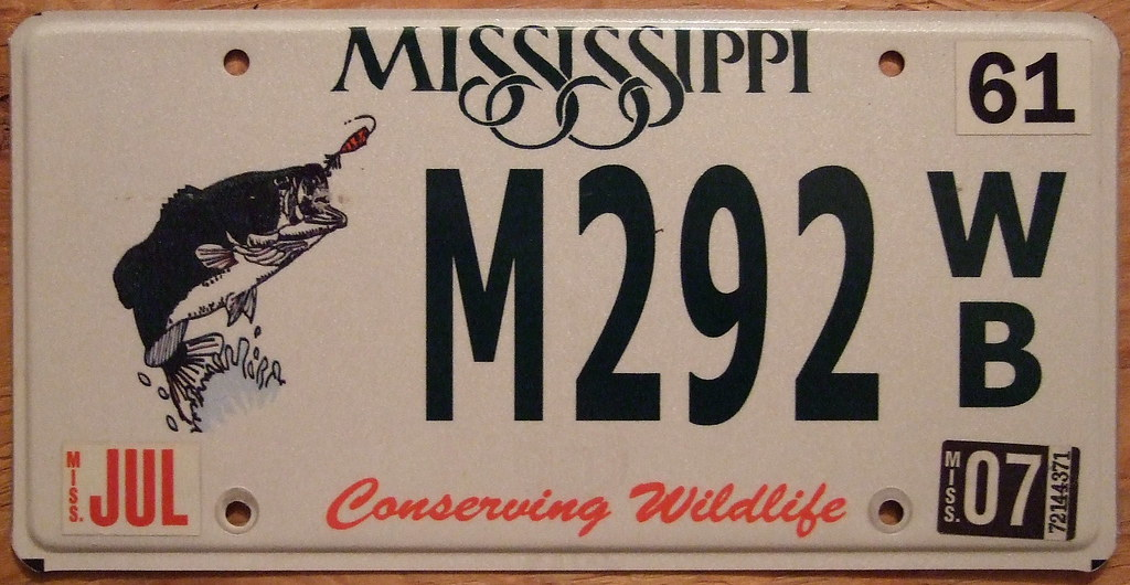 The world 39 s best photos of cartags and wildlife flickr for Ms fishing license