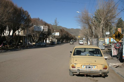 Uspallata Wild West, Argentina.