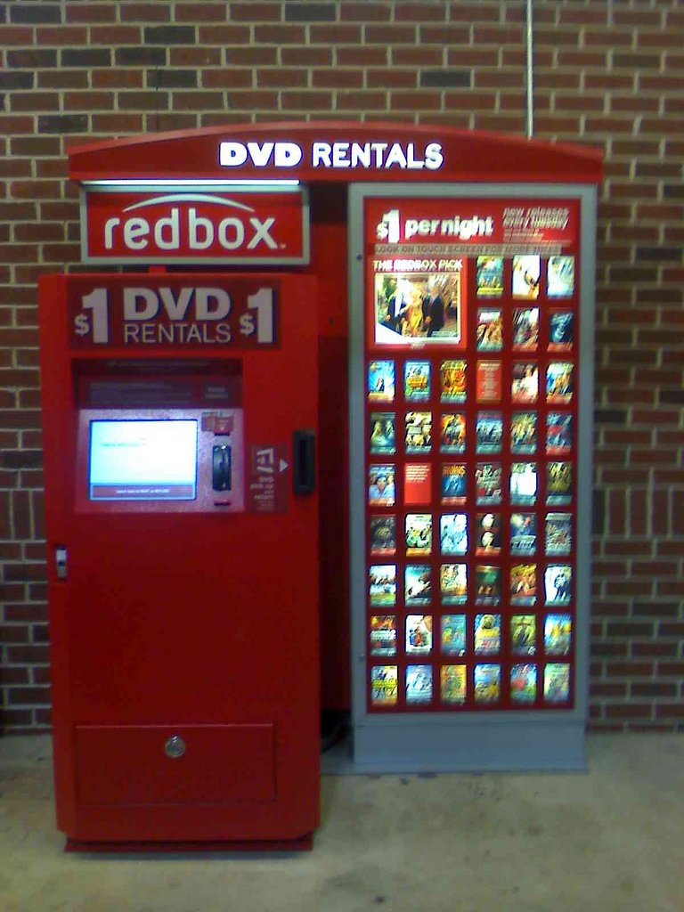 Redbox Movies Available Now