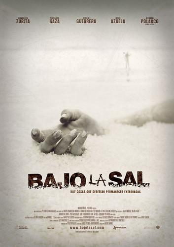 Постер Под солью / Bajo la sal (Марио Муньоз) [2008, Триллер, детектив, DVDRip] VO
