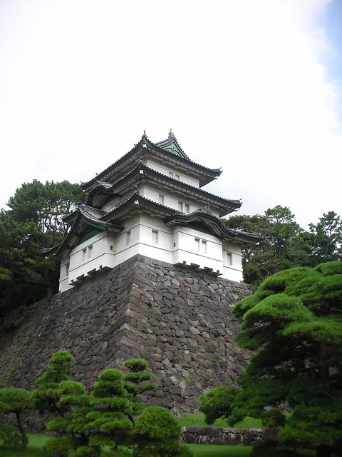 Tokyo 39 - Imperial Palace Fuji Viewing Building by Ben Beiske