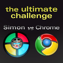 Simon vs. Chrome (vs. Microsoft?)