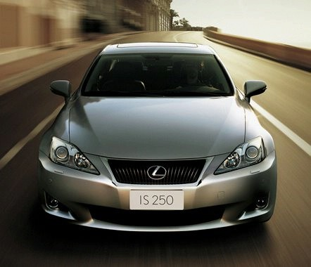 Фотки нового Lexus IS250 2009