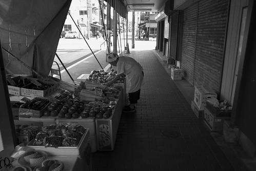 新潟・下町