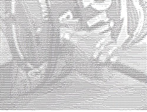 ASCII Cantenna