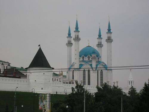 Мечеть Кул-Шариф ©  khawkins33