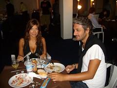 Selvaggia Lucarelli e fidanzato