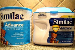 Similac Powder Infant Formula Recalled for Beetles