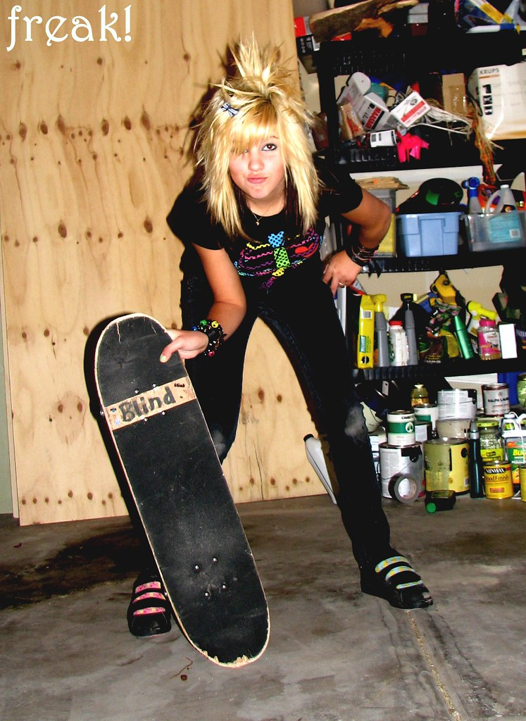 Day Eleven: Skater Kids= BAD NEWS!!