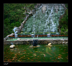 Waterfall Genting Highlands (Abdullah Alashiri) Tags: waterfall highlands sony malaysia genting     dslra100 mywinners