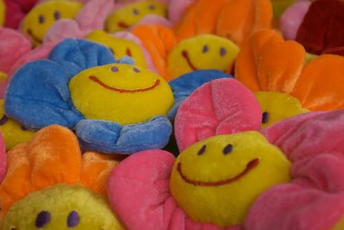 Lächelblumen