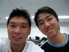 Me & Hong Liang