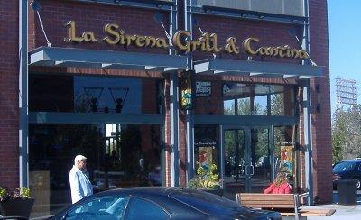 La Sirena Grill and Cantina - Exterior