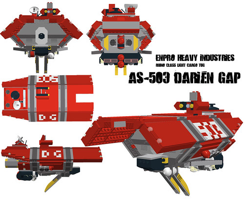 AS-503 Darién Gap