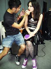 Backstage (diamondlotus) Tags: fullhouse vanish 兔子很有錢 七日逃亡計劃